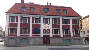 boka hotell i Varberg